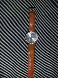 Guess Leather Watch
