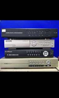 Digital Video Recordeder (DVR)