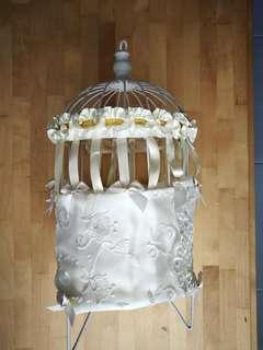 Decorative Birds cage.