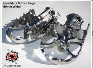 Pivot Pegz Footrest for BMW