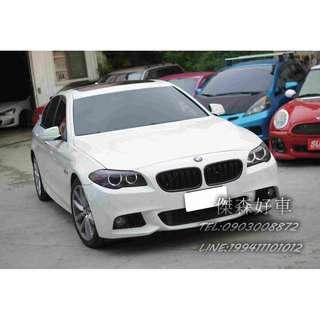 BMW F10 528i 2012年
