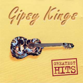 CD Europe Pressing Gipsy Kings Greatest Hits