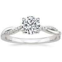 Certified 1ct Diamond Ring