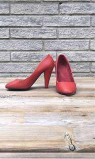 Pimkie Red Heels Pumps