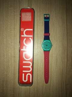 Preloved Swatch Shunbukin GG215