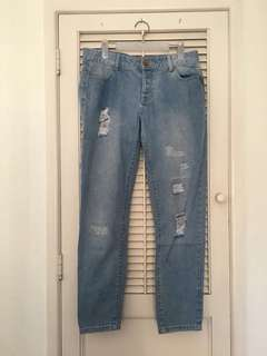 Cotton on bf jeans