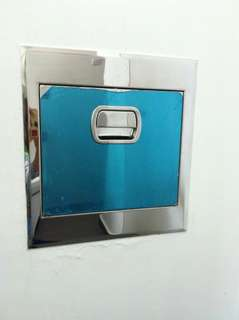 Flat Panel Rubbish Chute