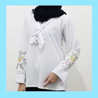 *NEW* Flower blouse