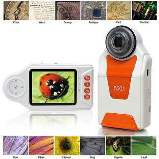 DM540 數碼顯微鏡 Digital mobile magnifier