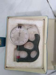TECLOCK Dial Thickness Gauge