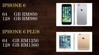 Iphone 6 64gb Offer rm850 fullset