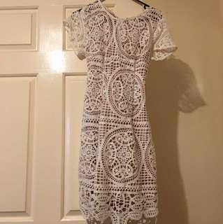 Morning MiSt white dress
