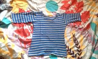 Jual murah stripe blue