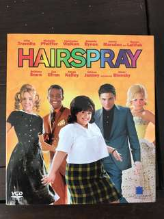 Hairspray Mint condition VCD