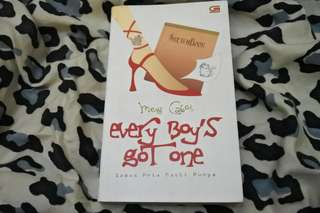 Novel Everyboy's Got One - Meg Cabot Chicklit