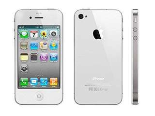 iPhone 4s white 32gb with USB cord