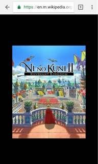 Ni No Kuni PS4