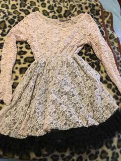 Cocktail short dress