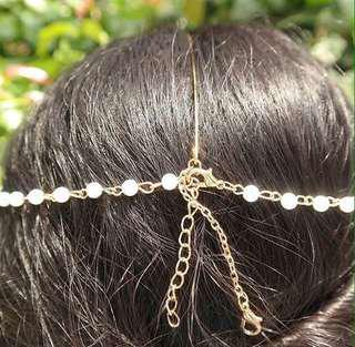 Pearl Headpiece (Hiasa Kepala Mutiara)