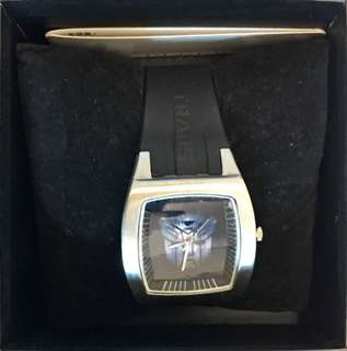 Watch transformers 變形金剛 手錶
