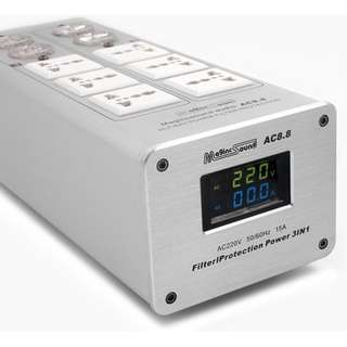 Weiduka AC8.8 3-in-1 Power Filter