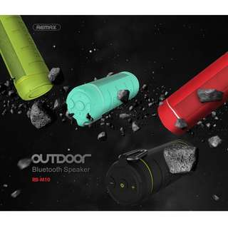 FREE DELIVERY Remax RB-M10 Heavy Bass outdoor Bluetooth Speaker