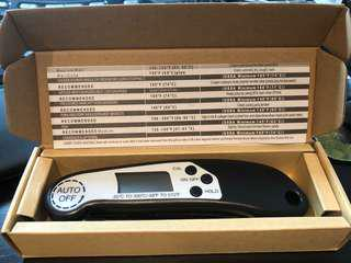 Digital kitchen thermometer brand new
