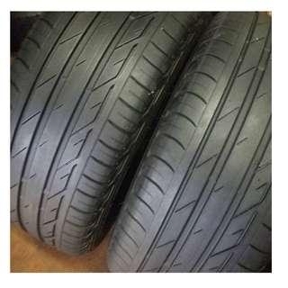 Tayar 225/50x17 Bridgestone Turanza RFT