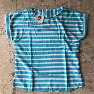 Stripe blouse (new)