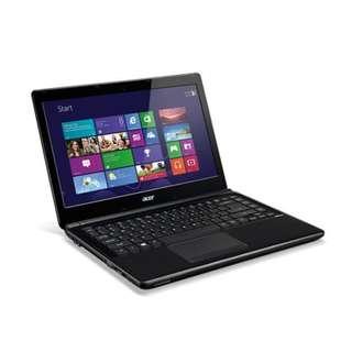 ACER ASPIRE ES1-432-C4EV - BLACK - W10 - N3350 1.10GHZ - 4GB - 500GB