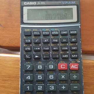Casio Fx991 Calculator