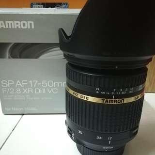 Tamron SP 17-50mm F/2.8 XR Di II VC