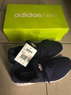 Sepatu adidas neo zx flux plus size 8 1/2 42