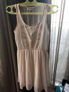 Bershka Greek Dress