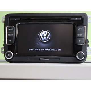 Vw volkswagen radio player usb RCD 510 golf mk6