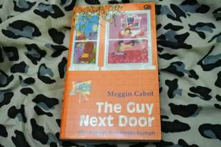 Novel The Guy Next Door - Meggin Cabot Chicklit