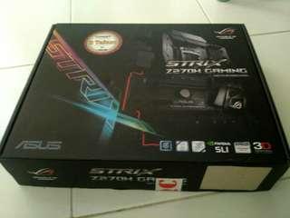 Asus ROG Strix Z270H 1151 Motherboard