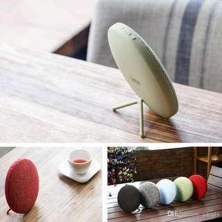Free Postage! Remax RB-M9 Thin Fabric Bluetooth Speaker