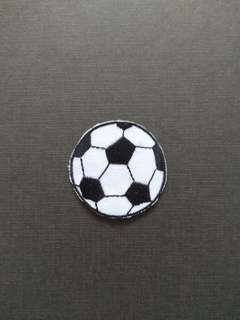 Football Soccer Ball World Cup Iron On Patch