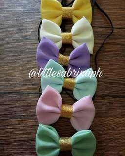 Baby headbands 3 for 100