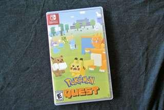 Nintendo Switch Pokemon Quest Customized Case