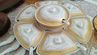 Vicenza Set motif Padi