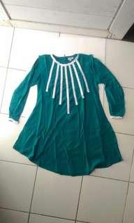 Dress Anak size 8-10 thn