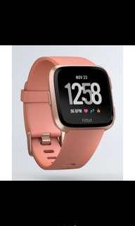 🚚 Fitbit 運動手錶