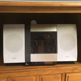 Pioneer CD VCD Stereo with Sunwoofer