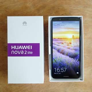 BRAND NEW Huawei Nova 2 Lite (Metallic blue)