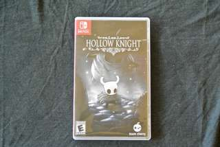 Nintendo Switch Hollow Knight Customized Case