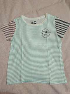 Kaos sail cotton on kids