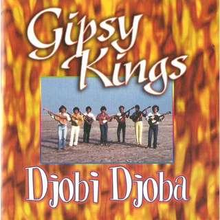 CD EU Pressing Gipsy Kings Djobi Djoba Compilation