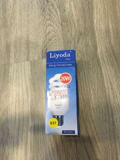 Liyoda energy saving lamp 20W